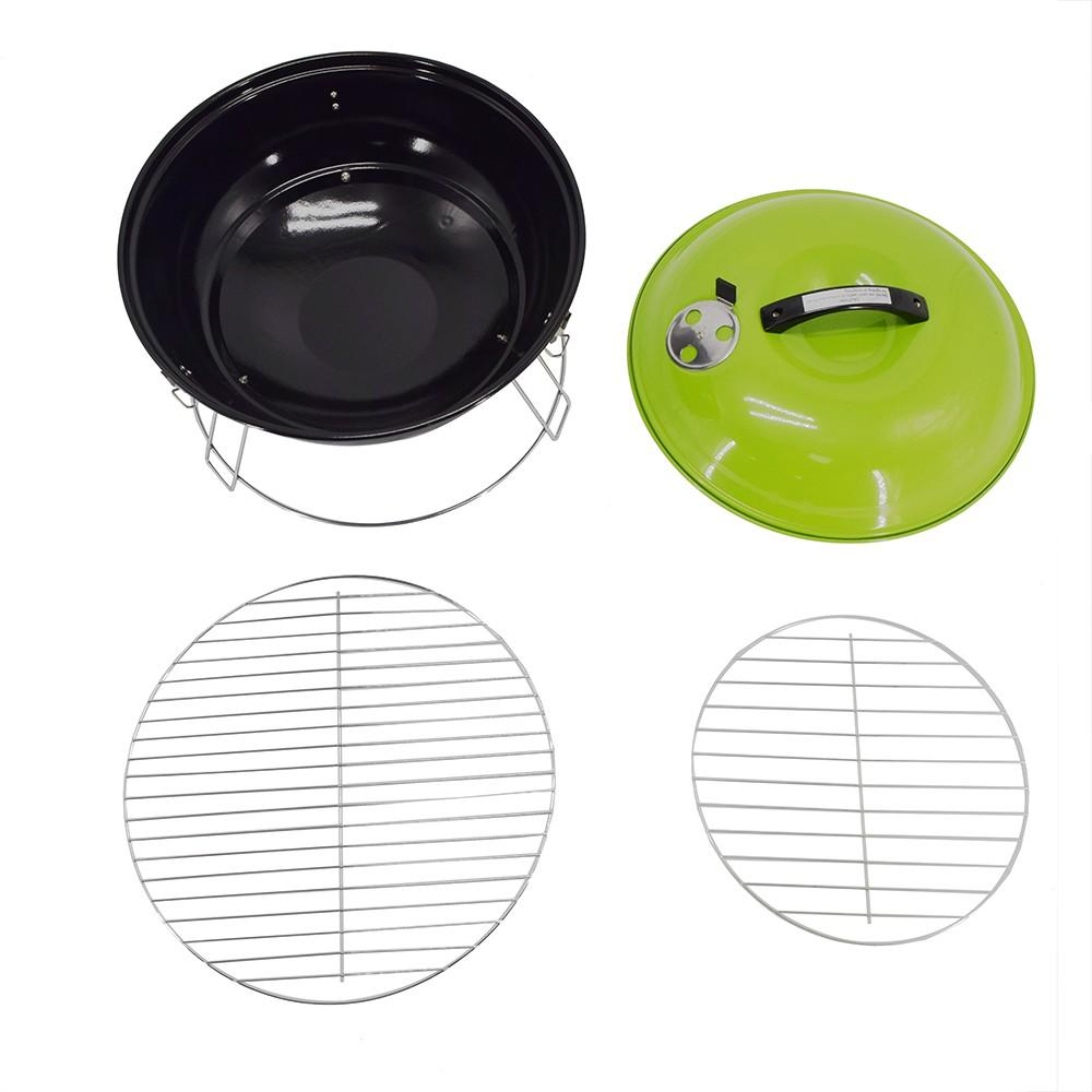 Longzhao BBQ round metal bbq charcoal grills on sale bulk supply for barbecue-2