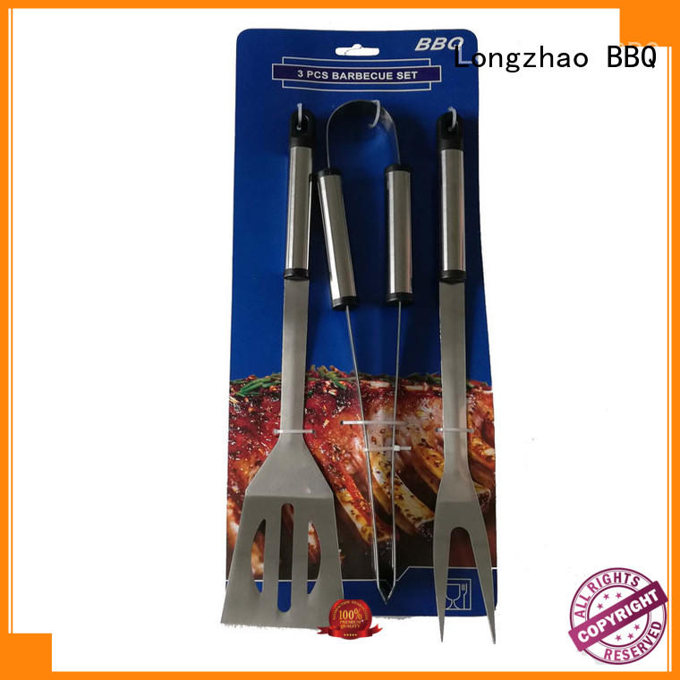 gas high quality hot sale Longzhao BBQ Brand bbq grill basket supplier