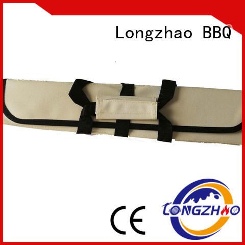 Quality Longzhao BBQ Brand gas barbecue bbq grill 4+1 burner bbq low price