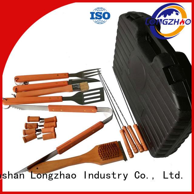 Quality Longzhao BBQ Brand grill bbq grill basket