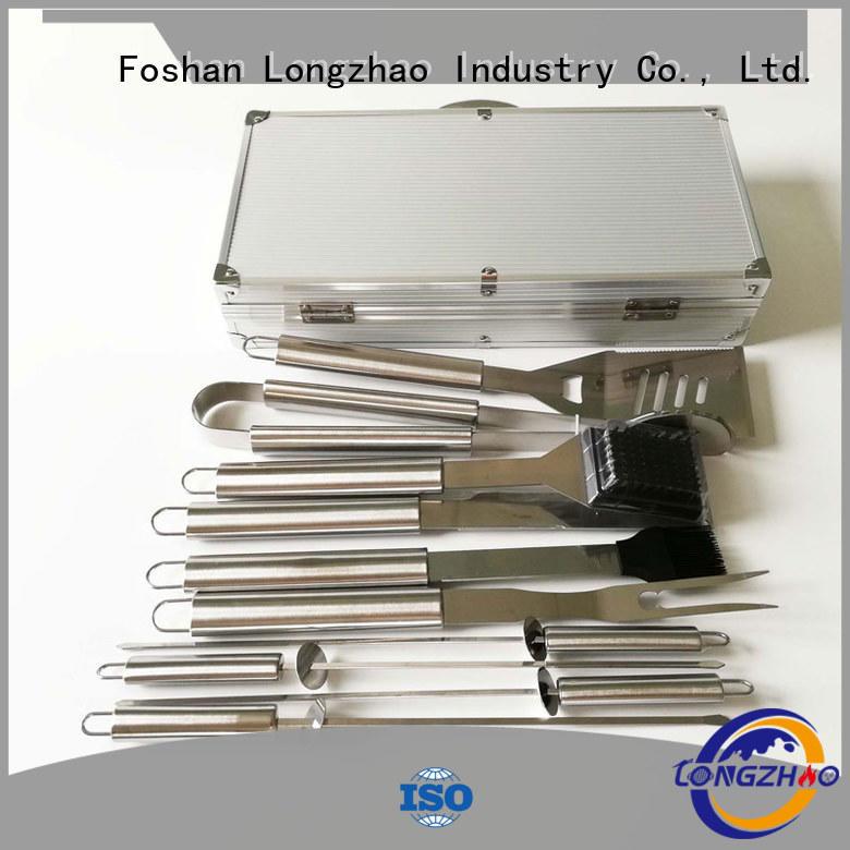 Longzhao BBQ portable bbq grill basket by bulk