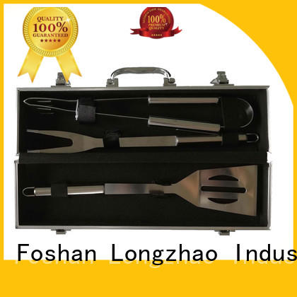 Longzhao BBQ folding bbq equipment hot-sale for barbecue