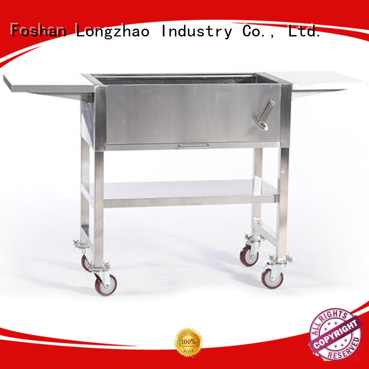 heavy duty charcoal bbq sale factory direct supply for camping