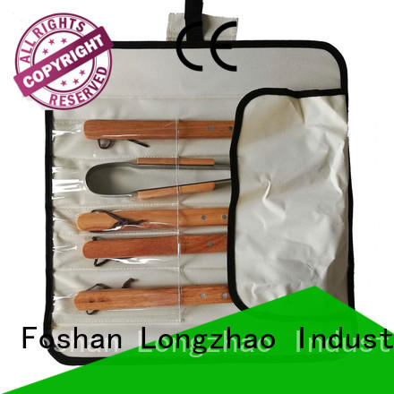 low price professional gas bbq grill basket grill Longzhao BBQ
