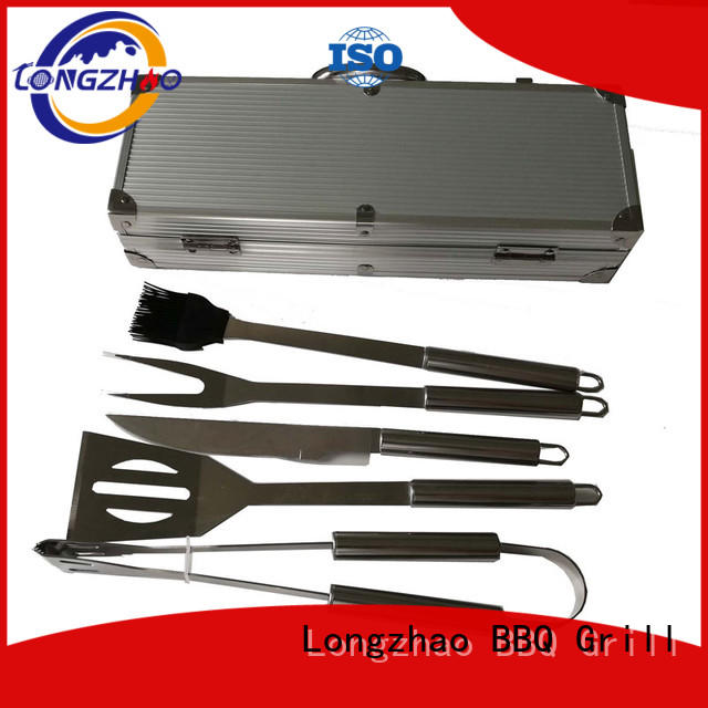 portable barbecue tool set by bulk for gatherings