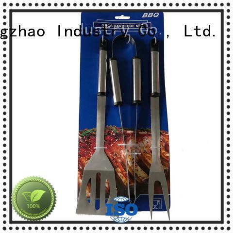 side folding grillbasket eco-friendly hot sale Longzhao BBQ Brand