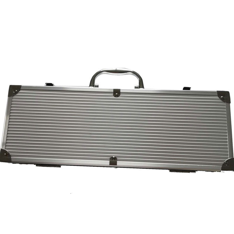 Longzhao BBQ heat resistance grill basket australia for barbecue-5