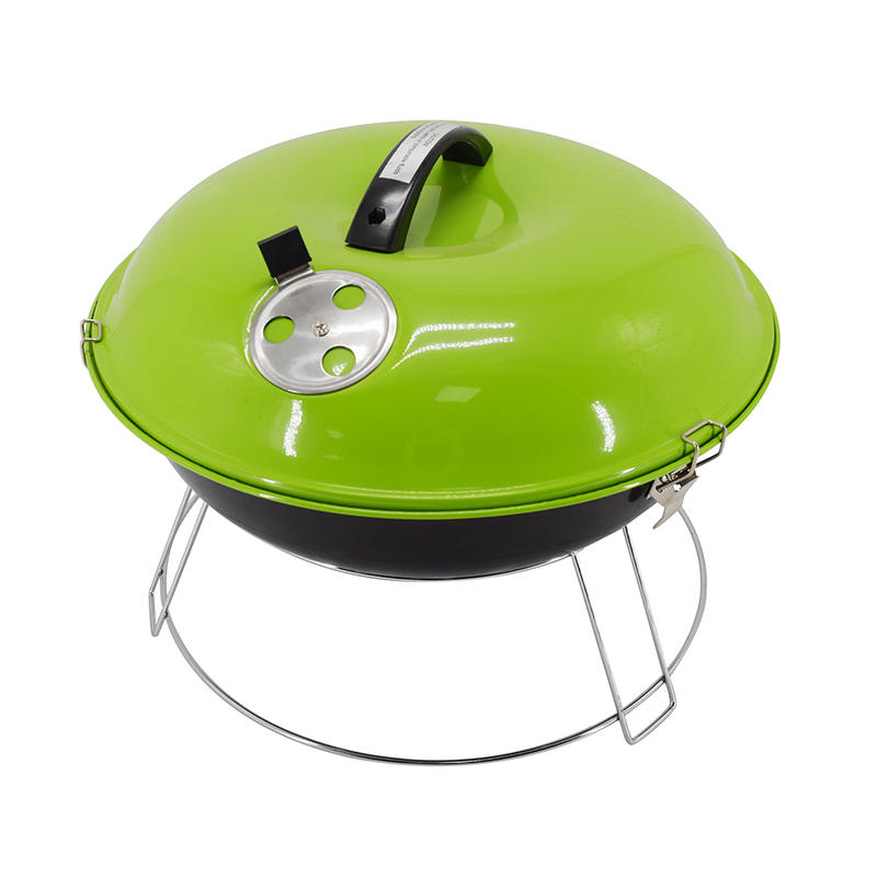 Wholesale Price For Table top Charcoal BBQ Grill 14 INCH For Grilled Meat