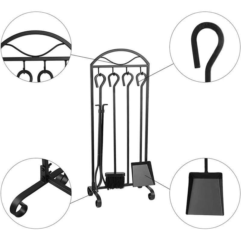 Fireside Companion Arch Tool Set - FT002