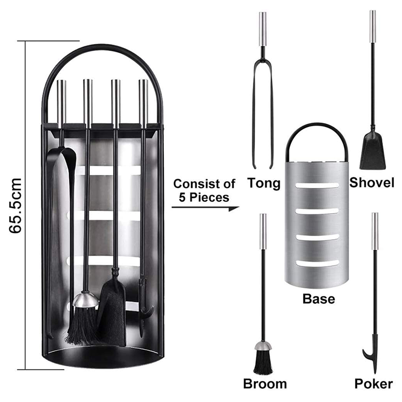 Best selling Fireplace Tool Set - FT017