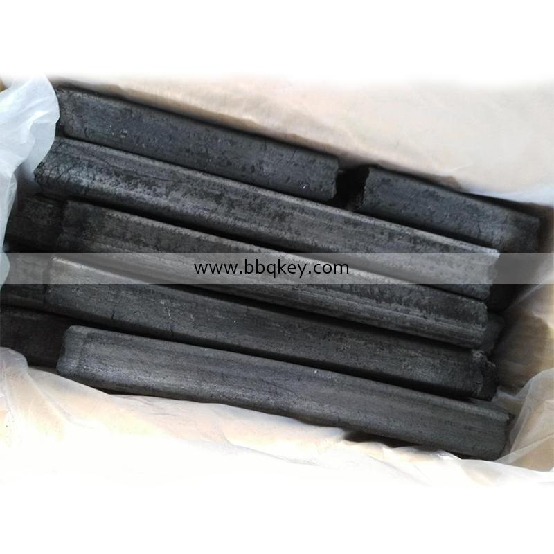high quality long burning hardwood sawdust charcoal for bbq