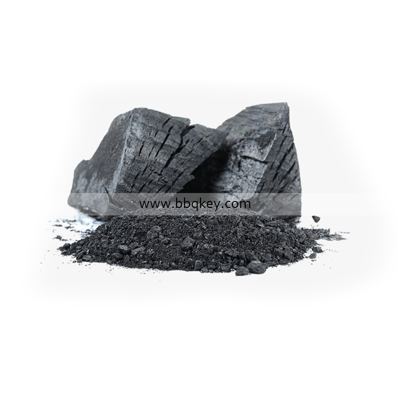 bbq charcoal coconut shell charcoal briquette for bbq