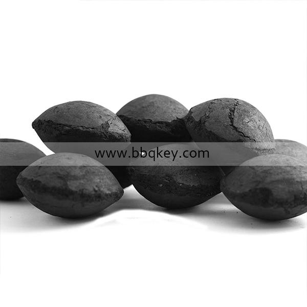 2021 Hot Selling BBQ Charcoal Pillow Shape Charcoal Briquette