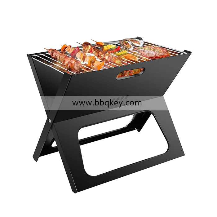 Hot Selling X Shape Potable BBQ Grill/Charcoal Grill/Folding Grill