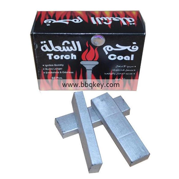 Wholesale Hookah Charcoal Silver Bar Free Samples Shisha Charcoal