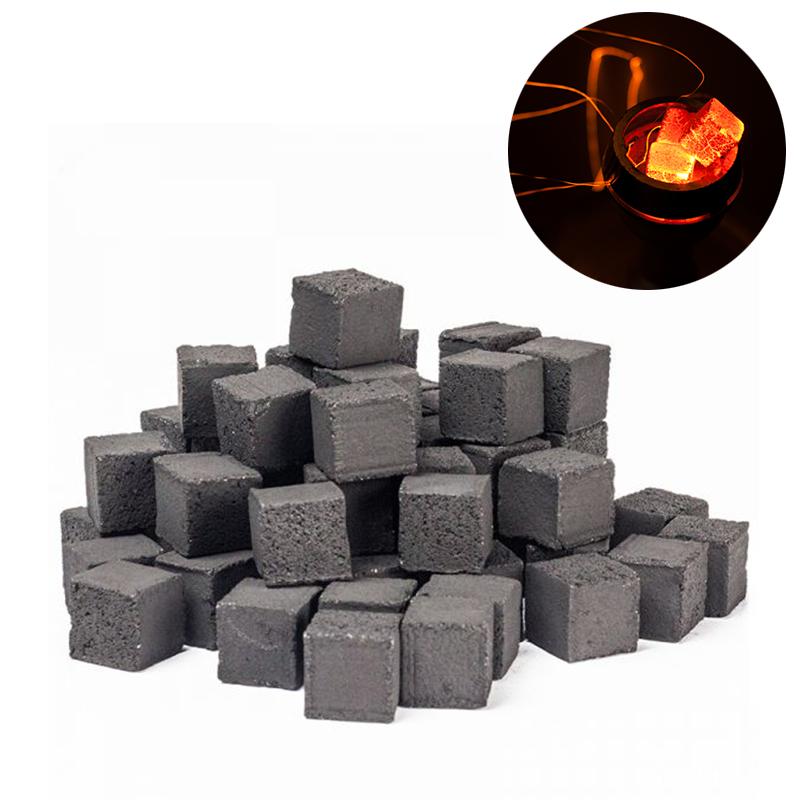 Long Burning Time Shisha Coconut Shell Charcoal Hookah/shisha Charcoal For Wholesale