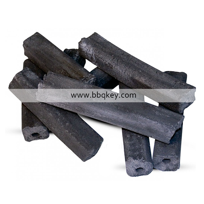 Machine Made Quadrangle Sawdust Charcoal Bamboo Charcoal Nature Wood Charcoal