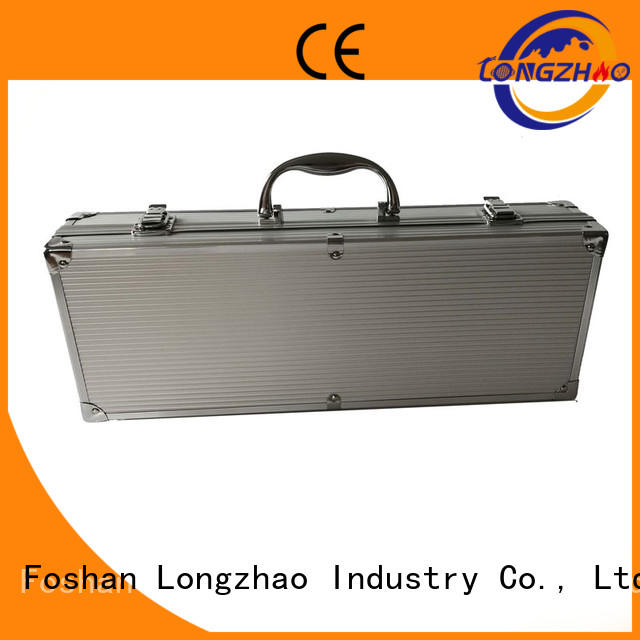hot sale folding liquid gas grill professional Longzhao BBQ
