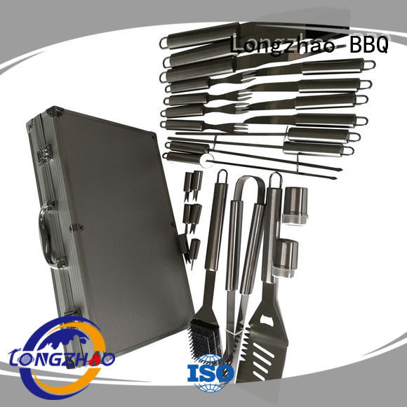 Longzhao BBQ bbq equipment custom for outdoor camping