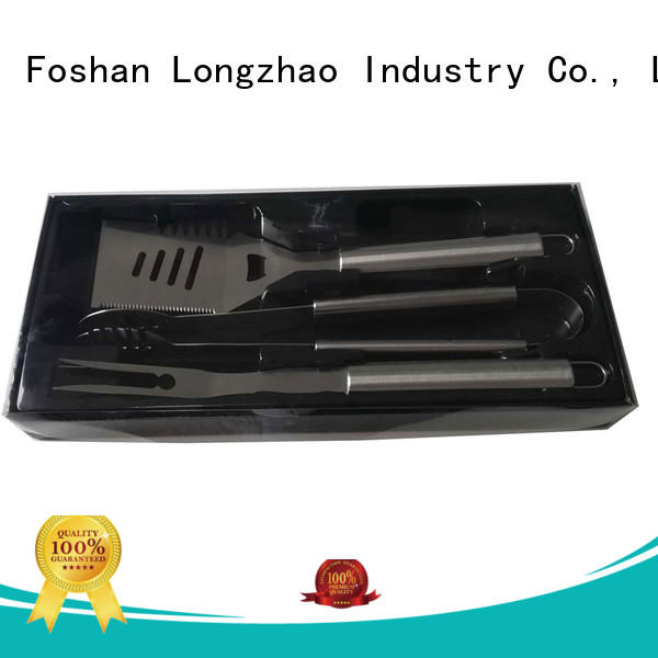 Longzhao BBQ pvc best grill basket free sample for gas grill