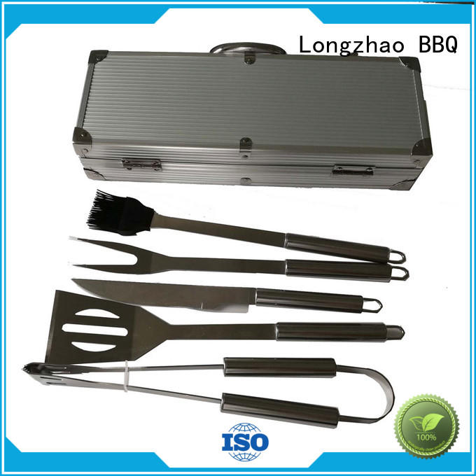 Longzhao BBQ heat resistance grill basket australia for barbecue