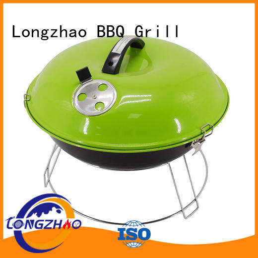 Longzhao BBQ steel disposable bbq grill malaysia barren for outdoor cooking