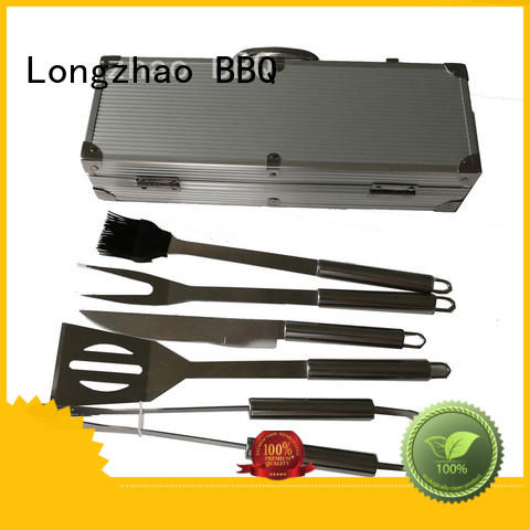 factory direct eco-friendly hot selling OEM bbq grill basket Longzhao BBQ