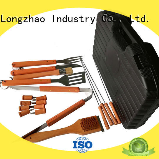 bbq grill basket bag for charcoal grill Longzhao BBQ