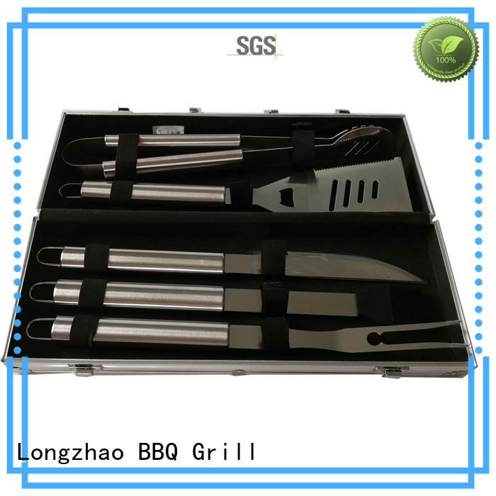 low price bbq fish basket by bulk for barbecue Longzhao BBQ