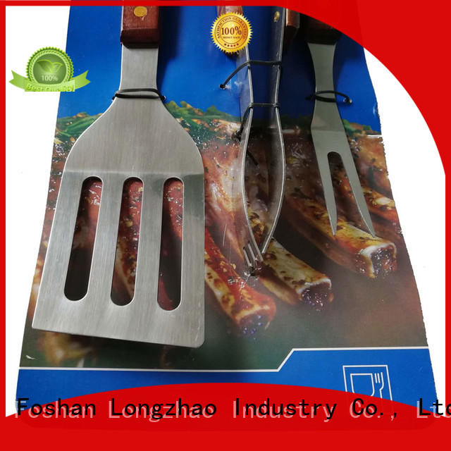 Longzhao BBQ heat resistance bbq equipment custom for outdoor camping