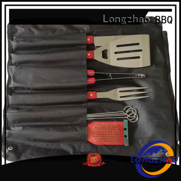 folding grillbasket manufacturer direct selling hot sale hot selling Longzhao BBQ Brand