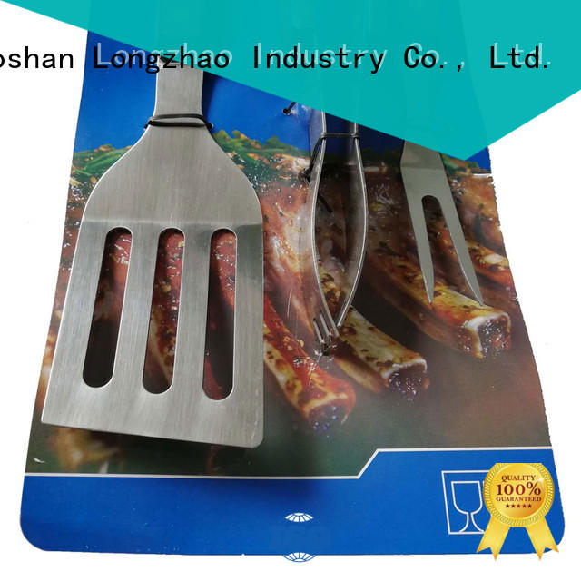 Longzhao BBQ portable grill basket for shrimp free sample for gatherings
