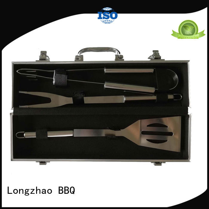 easily cleaned grill basket for bbq inquire now Longzhao BBQ