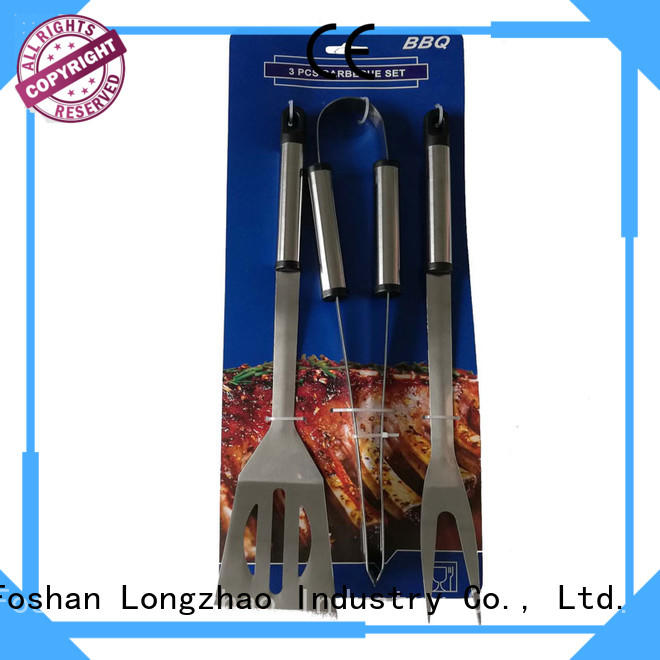 Hot bbq grill basket hot sale Longzhao BBQ Brand