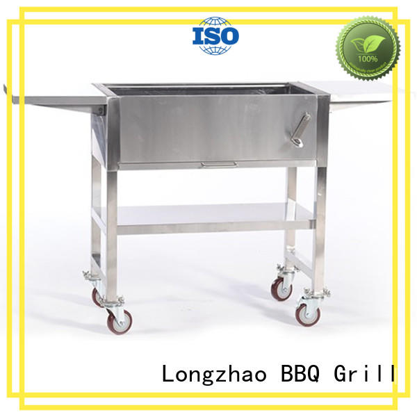 Longzhao BBQ light-weight best charcoal grill stove for barbecue