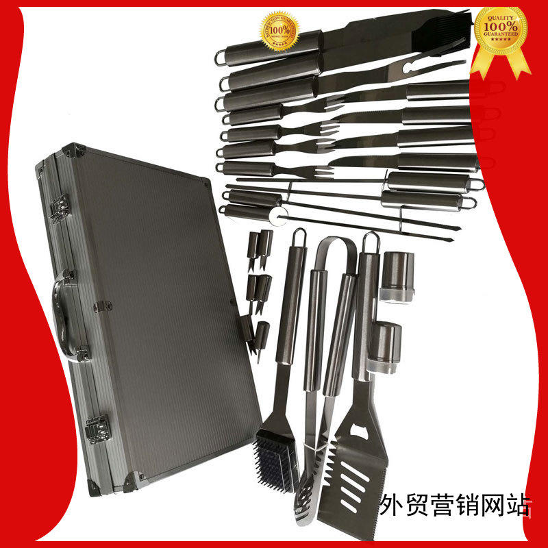 manufacturer direct selling portable bbq Longzhao BBQ Brand folding grillbasket manufacture