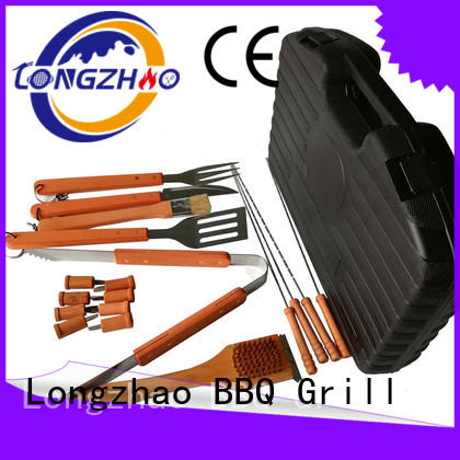 Longzhao BBQ bbq grill basket custom