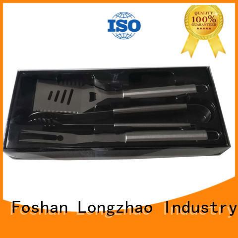 folding grillbasket low price gas Longzhao BBQ Brand company
