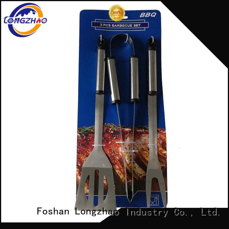 Longzhao BBQ high quality bbq grill tool set hot-sale