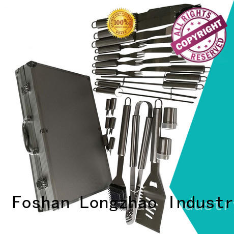 Longzhao BBQ easily cleaned best grill accessories best price for barbecue