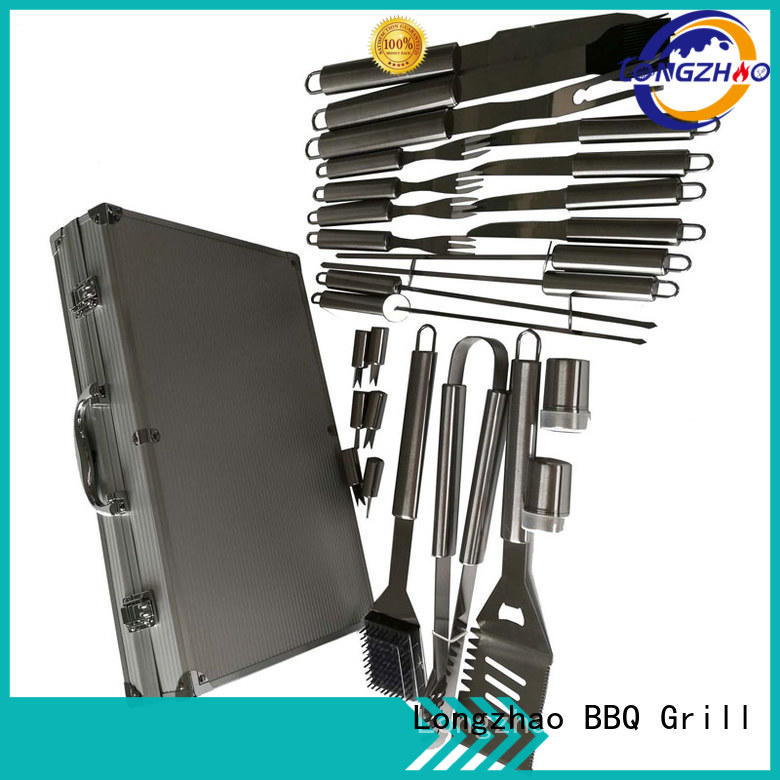 bbq grill basket plastic for charcoal grill Longzhao BBQ