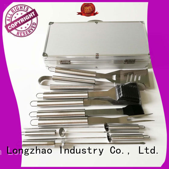 cardboard barbecue tool set best quality for gas grill