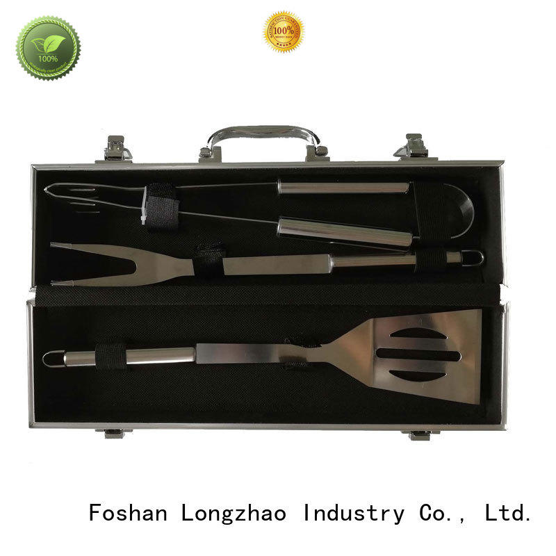 folding grillbasket grill manufacturer direct selling Bulk Buy wholesale Longzhao BBQ