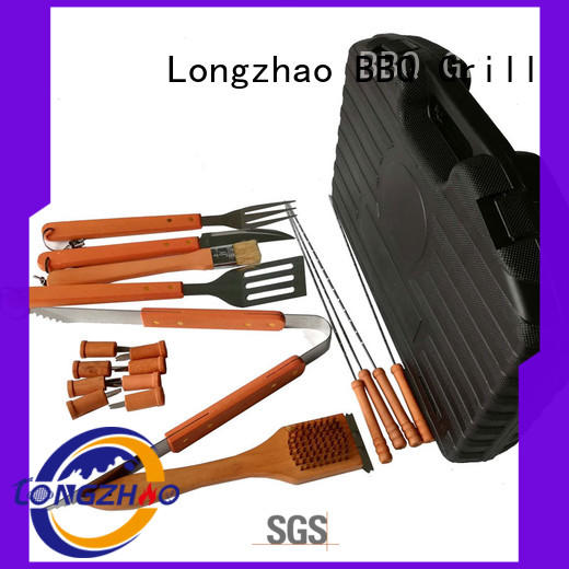 grill basket fish recipe wooden for gatherings Longzhao BBQ