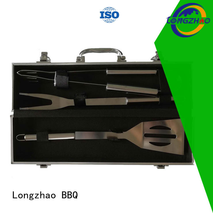 Longzhao BBQ Brand outdoor hot sale grill gas liquid gas grill