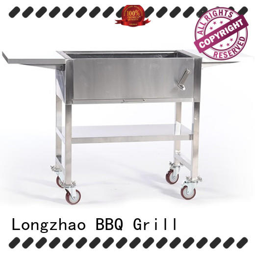 Longzhao BBQ fire portable barbecue grill order now for outdoor cooking