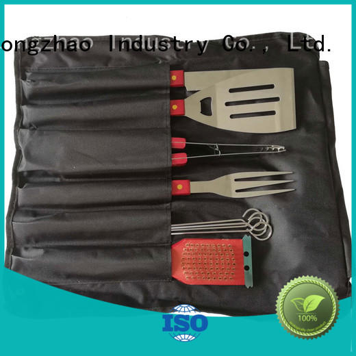 Longzhao BBQ plastic accessories for grilling fish free sample for gatherings