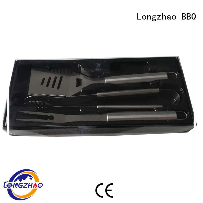portable folding liquid gas grill hot sale Longzhao BBQ