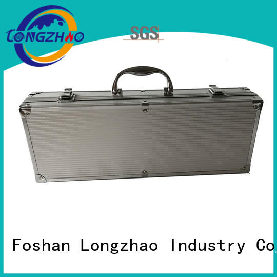 grill outdoor liquid gas grill folding Longzhao BBQ