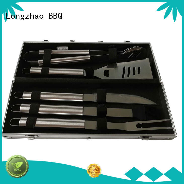 manufacturer direct selling hot sale grill Longzhao BBQ Brand bbq grill basket supplier